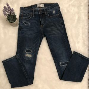 Abercrombie and Fitch Boys Jeans Size 11/12